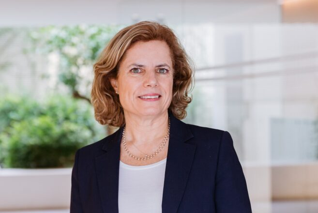 Athina Dessypri, President of the Board of Trustees