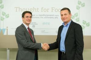 Thought for Food: Νέο θεματικό πρόγραμμα για τη στήριξη του αγροδιατροφικού τομέα