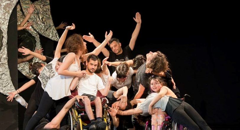 Breaking barriers through art: the project ARTABILITY, Cerebral Palsy Greece