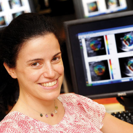 Elisa Konofagou, Professor of Biomedical Engineering, Columbia University