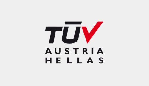 Certified by TUV Austria