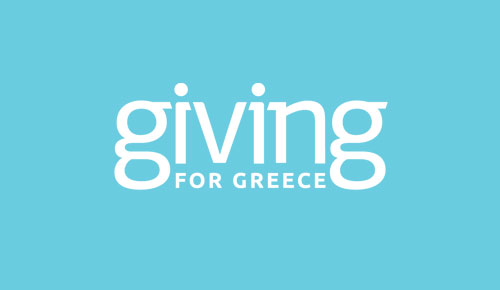 GIVING FOR GREECE
