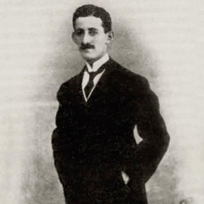 A photo of Bodossakis in 1923