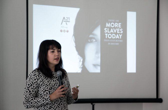 Marina Donopoulou, Director, NGO A21