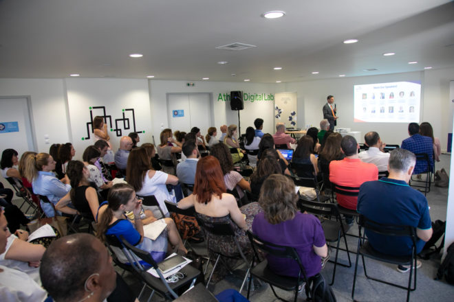 Ακροατήριο, 4th CSR Connecting Day