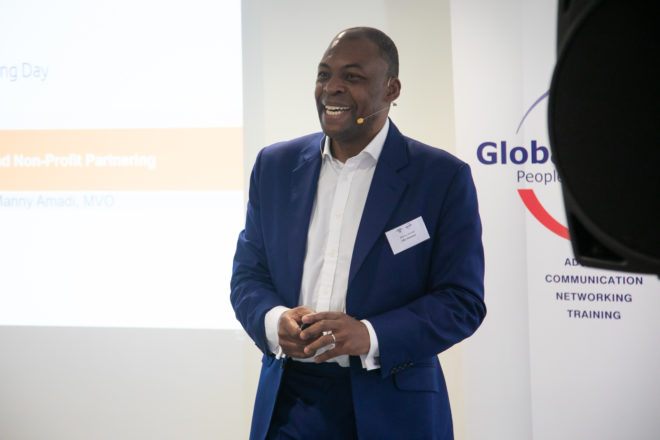 Manny Amadi, CEO, C&E Advisory, Keynote Speaker, 4th CSR Connecting Day
