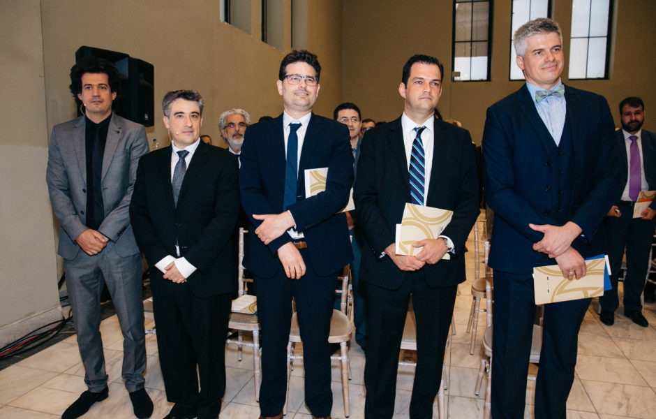 Five distinguished young scientists awarded with the Bodossaki Foundation Scientific Prizes for 2019