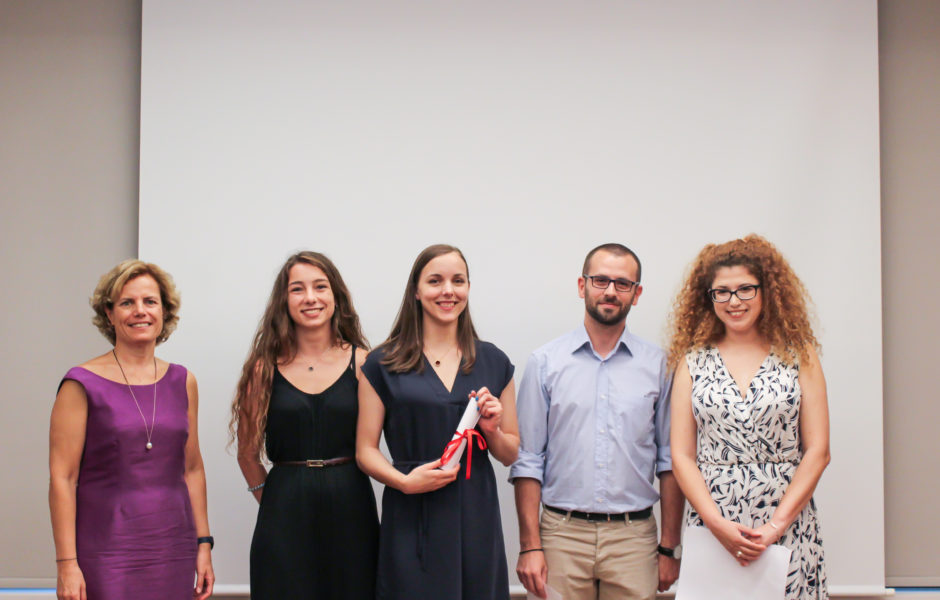 Social Dynamo Award στο ΚΥΜΑ Project