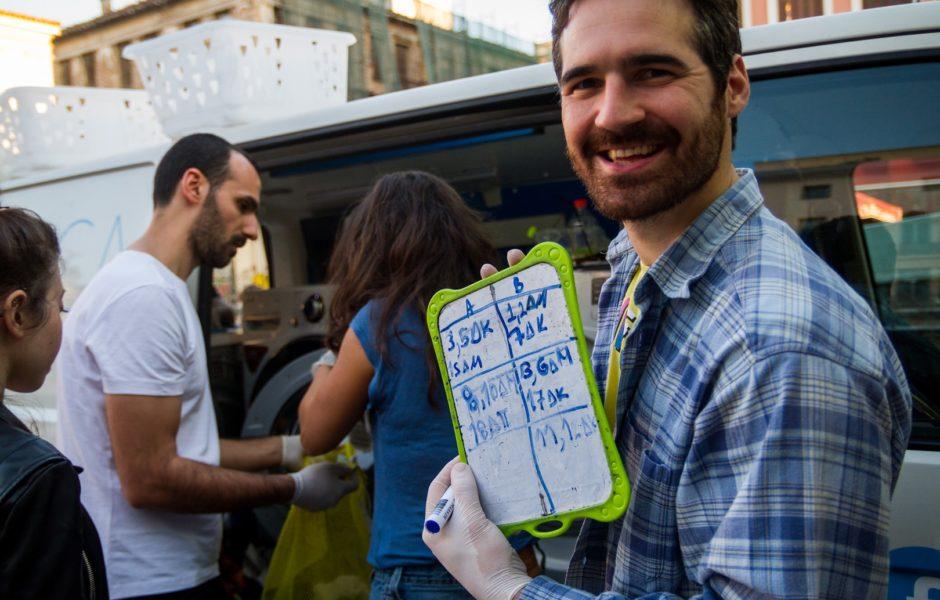 Ithaca Laundry: ένα κινητό πλυντήριο ρούχων για αστέγους!